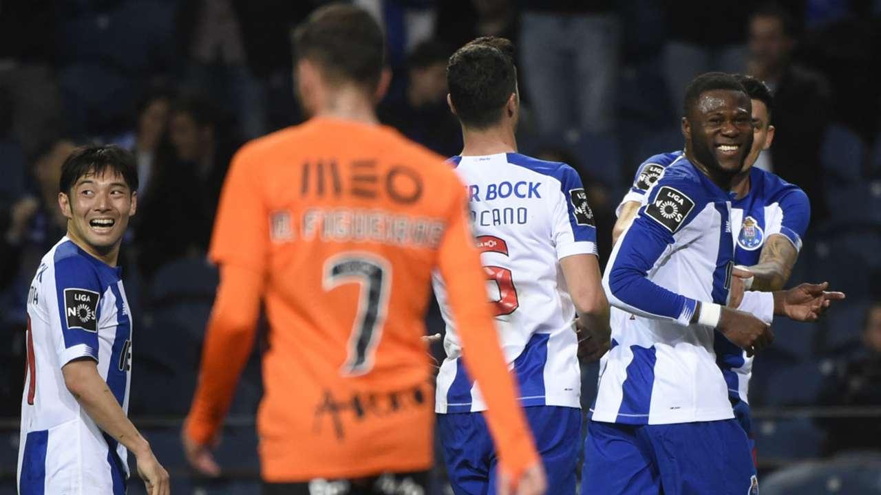 Chancel Mbemba FC Porto 2019-20