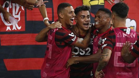 Reinier Flamengo Bahia Brasileirão 10112019