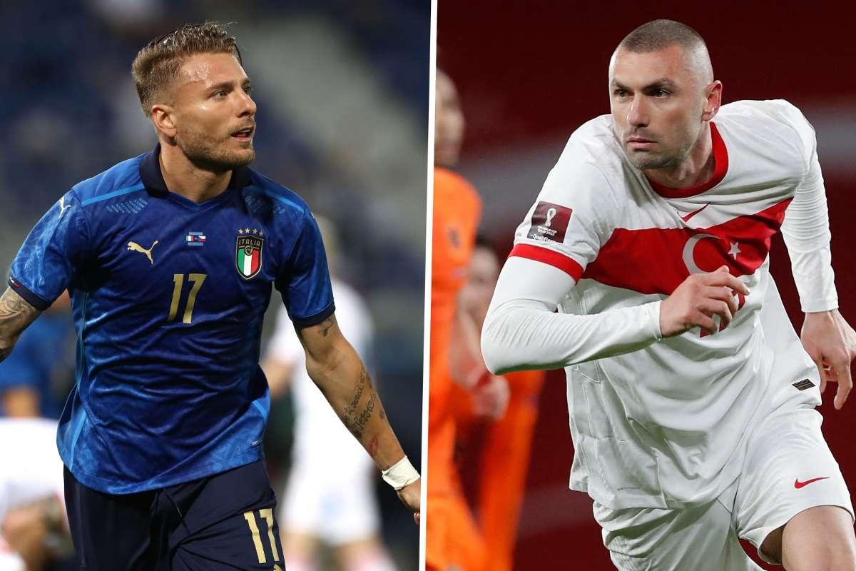 Türkiye İtalya Maçı Hakemi Belli Oldu!