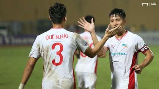 (V.League) Cận cảnh logo mới đậm bản sắc của Viettel FC