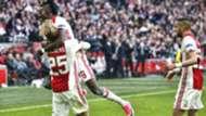 Bertrand Traore, Kasper Dolberg, Ajax - Lyon, Europa League, 03042017 Edi