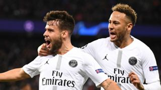 Juan Bernat PSG Paris Saint-Germain 2018-19