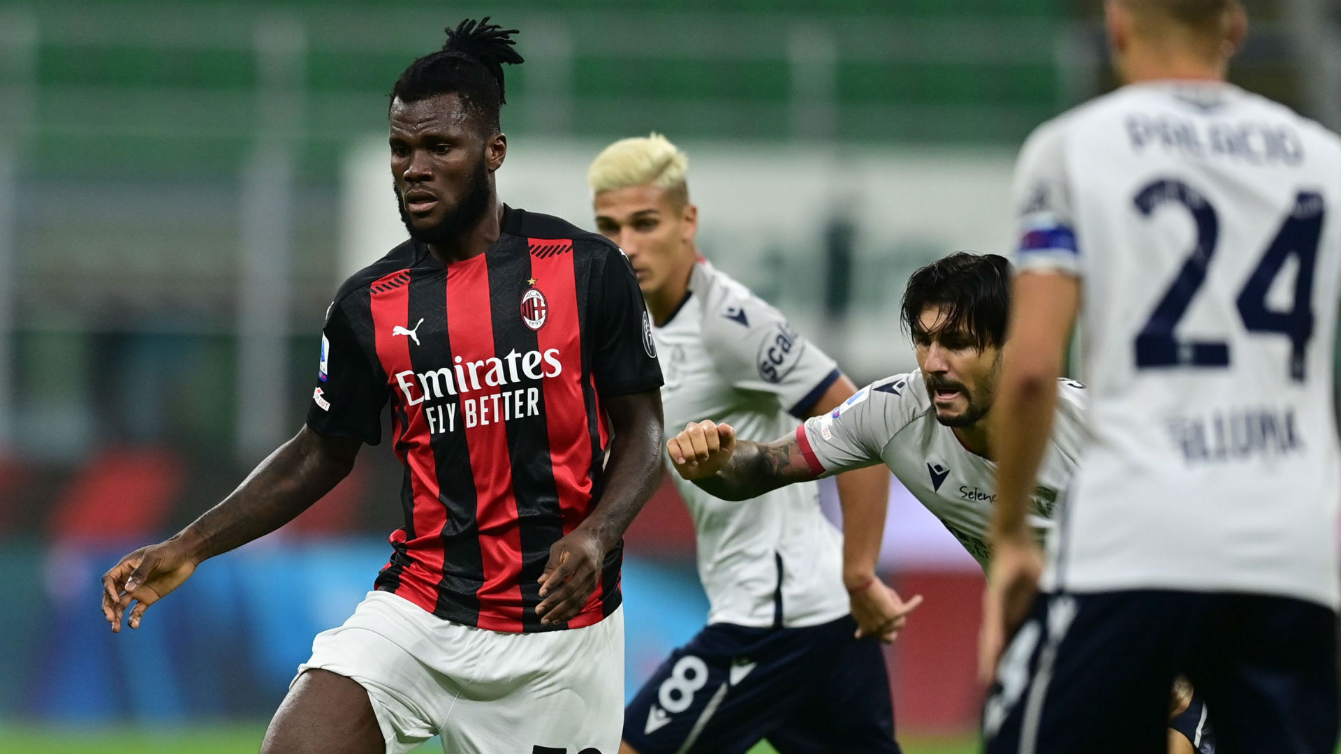 Kessie has become a great reference point for AC Milan – Giunti