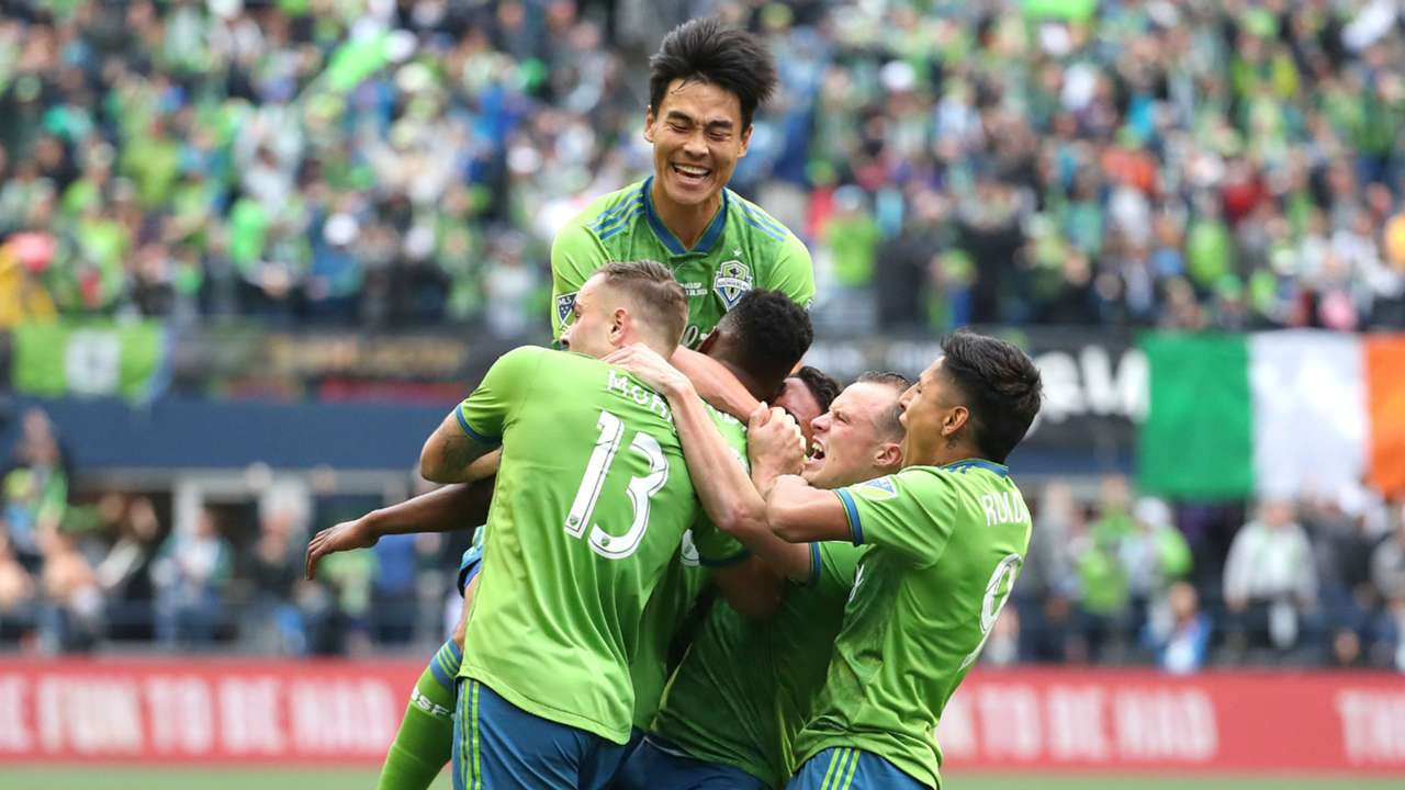 Sounders MLS Cup 2019