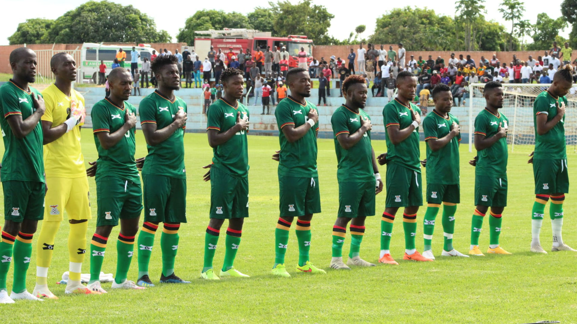 Sredojevic explains why fans took part in Zambia's Chan squad selection
