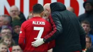 Alexis Sanchez Man Utd 2019