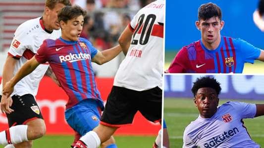 Gavi, Demir & the Barcelona wonderkids impressing Koeman in pre-season | Goal.com