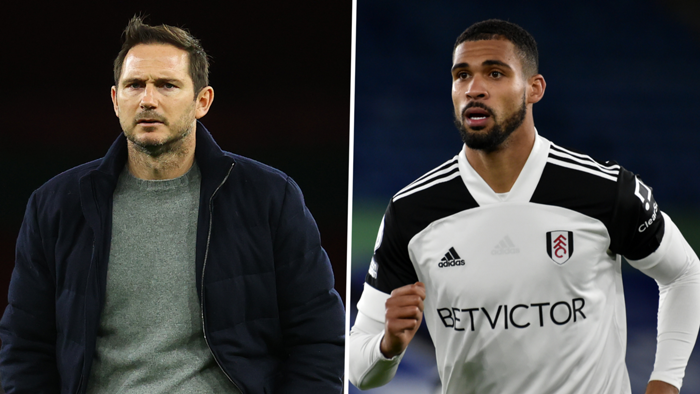 Frank Lampard and Ruben Loftus-Cheek