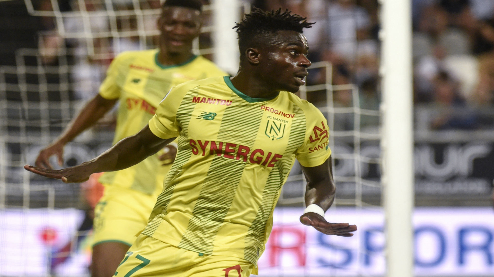 Moses Simon: Super Eagles star provides boreholes for Benue community