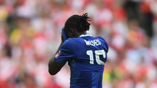 Victor Moses Chelsea 2017