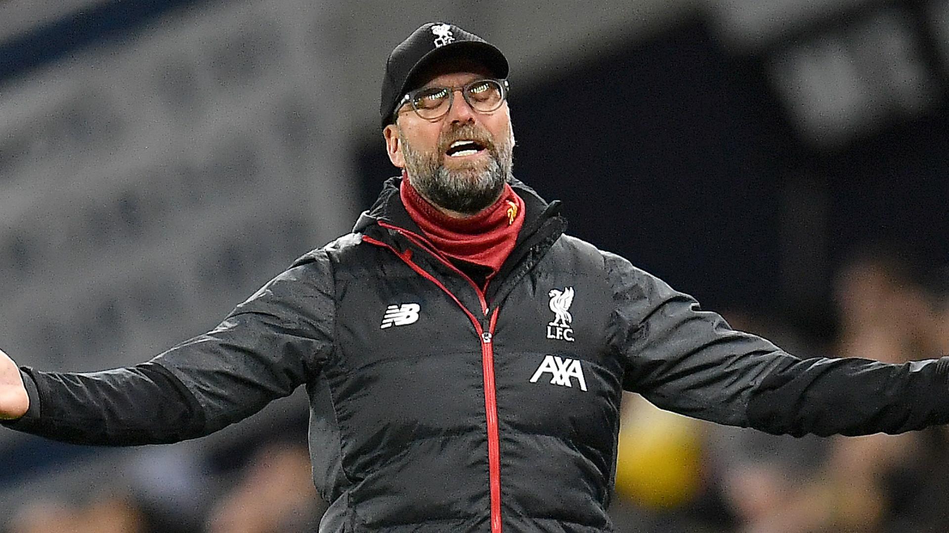 LDC - Klopp (Liverpool) espère que Cavani (PSG) ne signera pas à l'Atlético