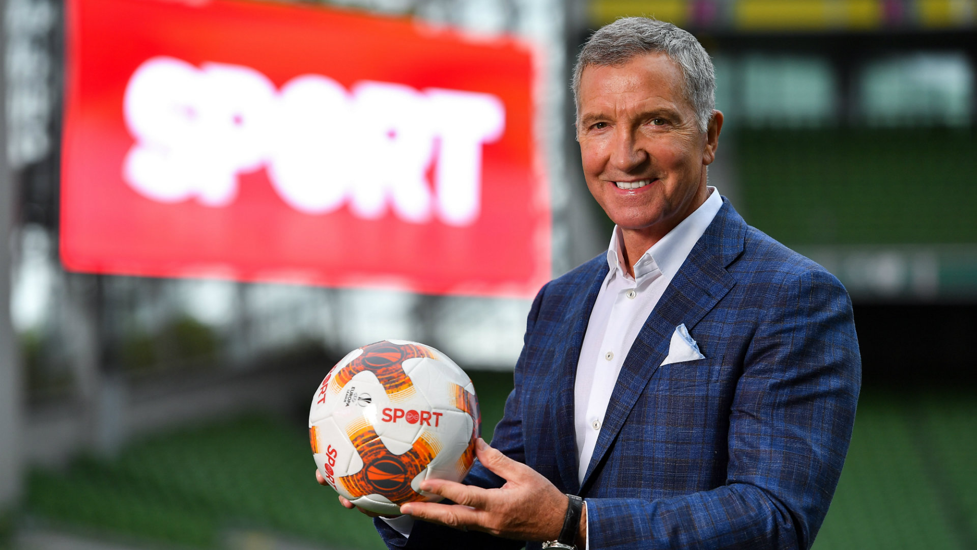 Graeme Souness Virgin Media Sport promo