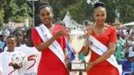 Gor Mahia v AFC Leopards Super Cup.