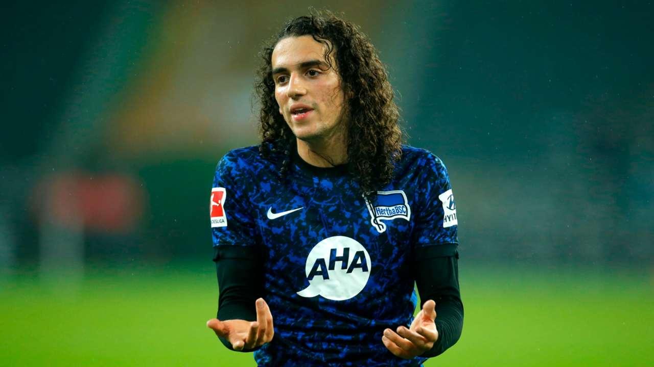 Matteo Guendouzi Hertha Berlin 2020-21