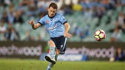 Brandon O'Neill Sydney FC v Central Coast Mariners A-League 10032017