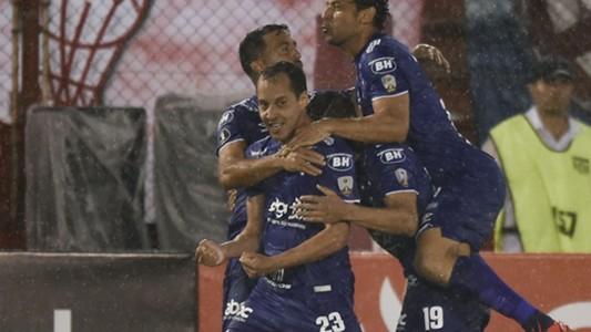 Rodriguinho Huracan Cruzeiro Copa Libertadores 07032019
