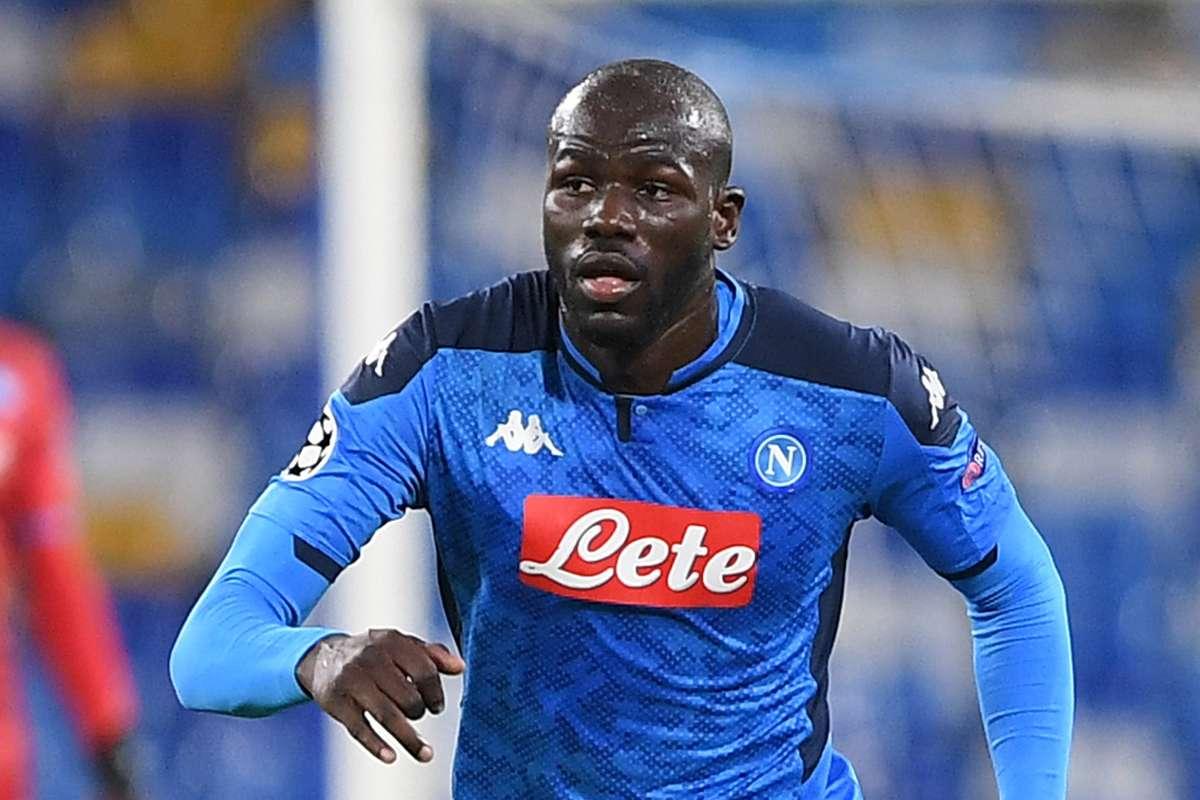 นาโปลียืนยันไม่ลดค่าตัวคูลิบาลีเพราะโควิด-19 | Goal.com