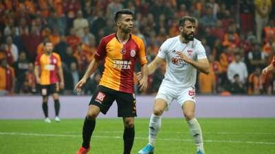 Emre Tasdemir Caner Osmanpasa Galatasaray Sivasspor