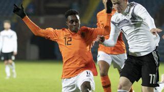Jeremie Frimpong Netherlands U19 2018