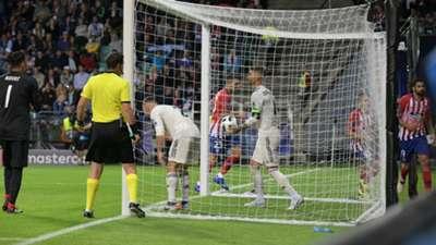 Real Madrid Atletico Madrid UEFA Super Cup