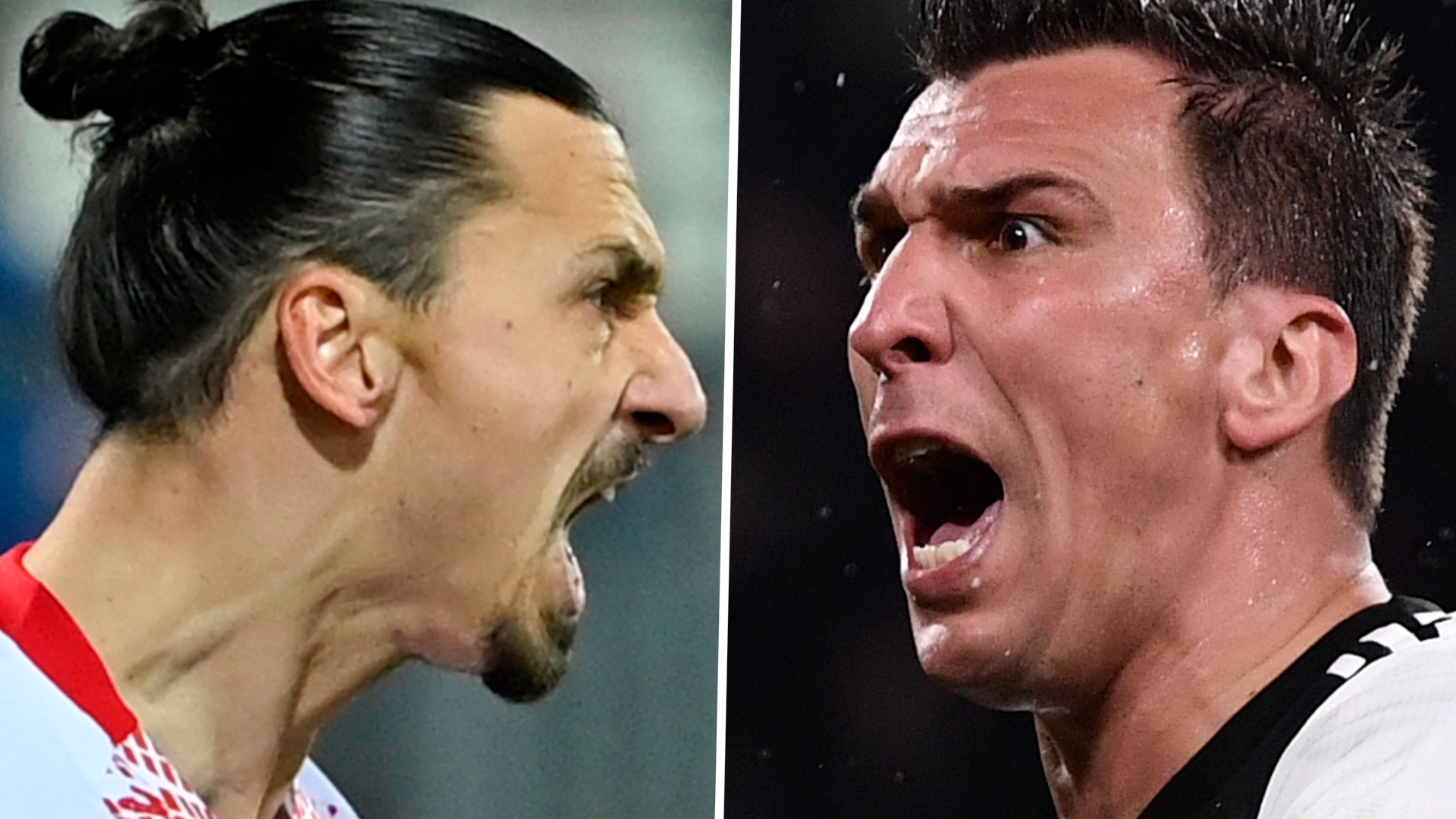 'Now there are two of us to scare opponents!' - Ibrahimovic thrilled with AC Milan's Mandzukic move