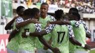 Nigeria vs. Libya