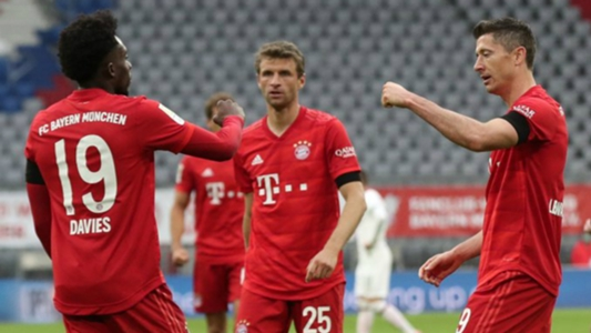 El resumen del Bayern Munich 5-2 Eintracht Frankfurt, de la Bundesliga: vídeo, goles y estadísticas | Goal.com