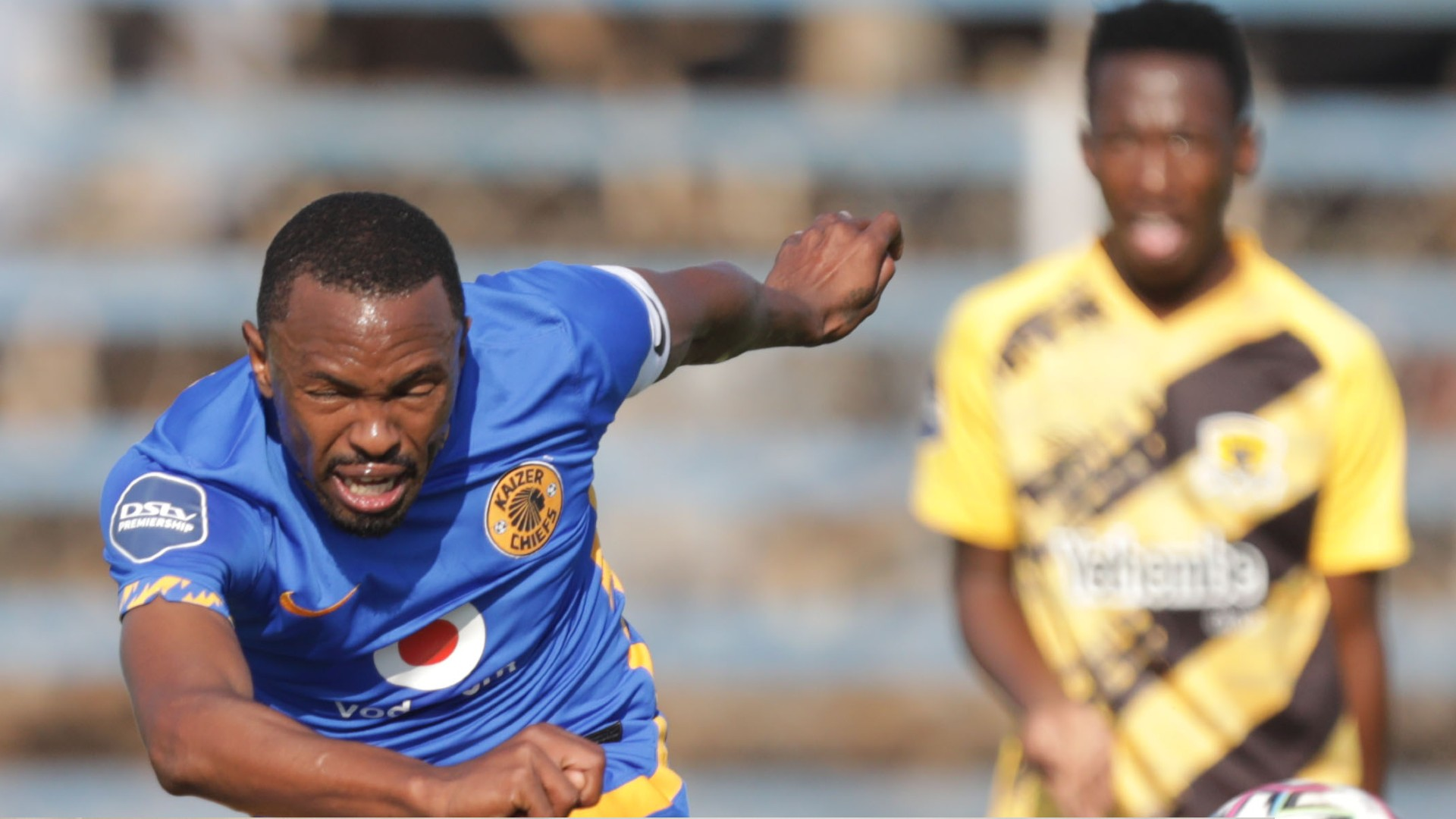 Parker: Ex-Bafana Bafana star's agent provides update on Kaizer Chiefs contract situation