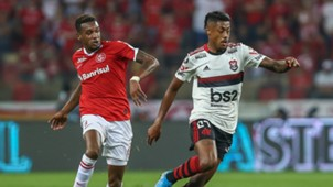Bruno Henrique Edenilson Internacional Flamengo Libertadores 28082019