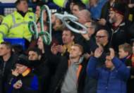 Snakes Watford Everton fans