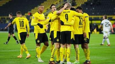 Borussia Dortmund Club Brügge Champions League 241120