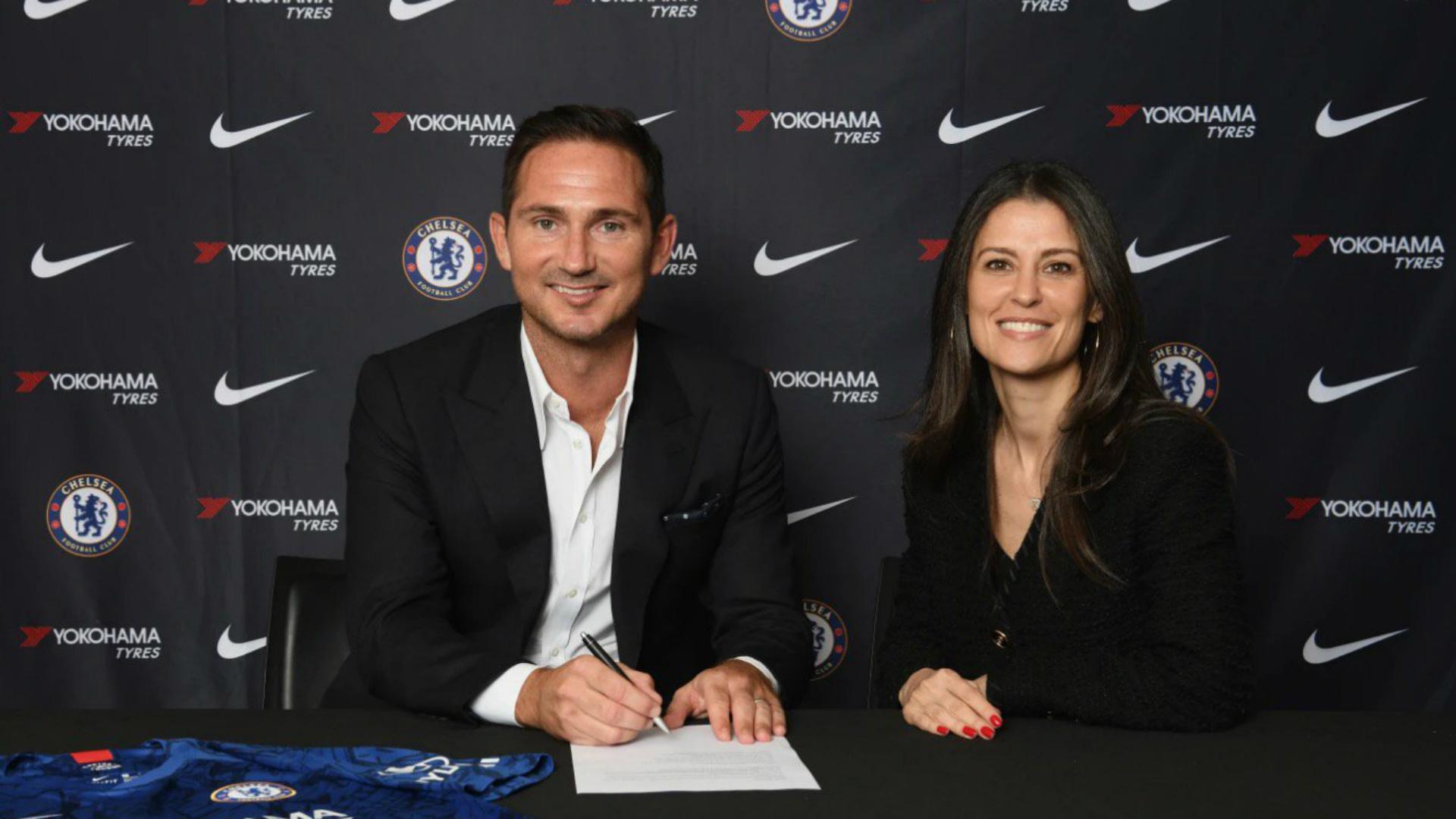 Frank Lampard Chelsea 07042019