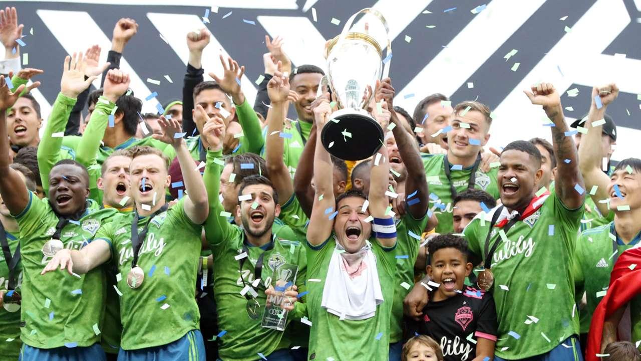 Sounders MLS Cup 201