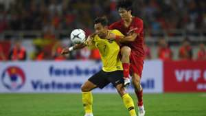Aidil Zafuan, Vietnam v Malaysia, World Cup qualifier, 10 Oct 2019