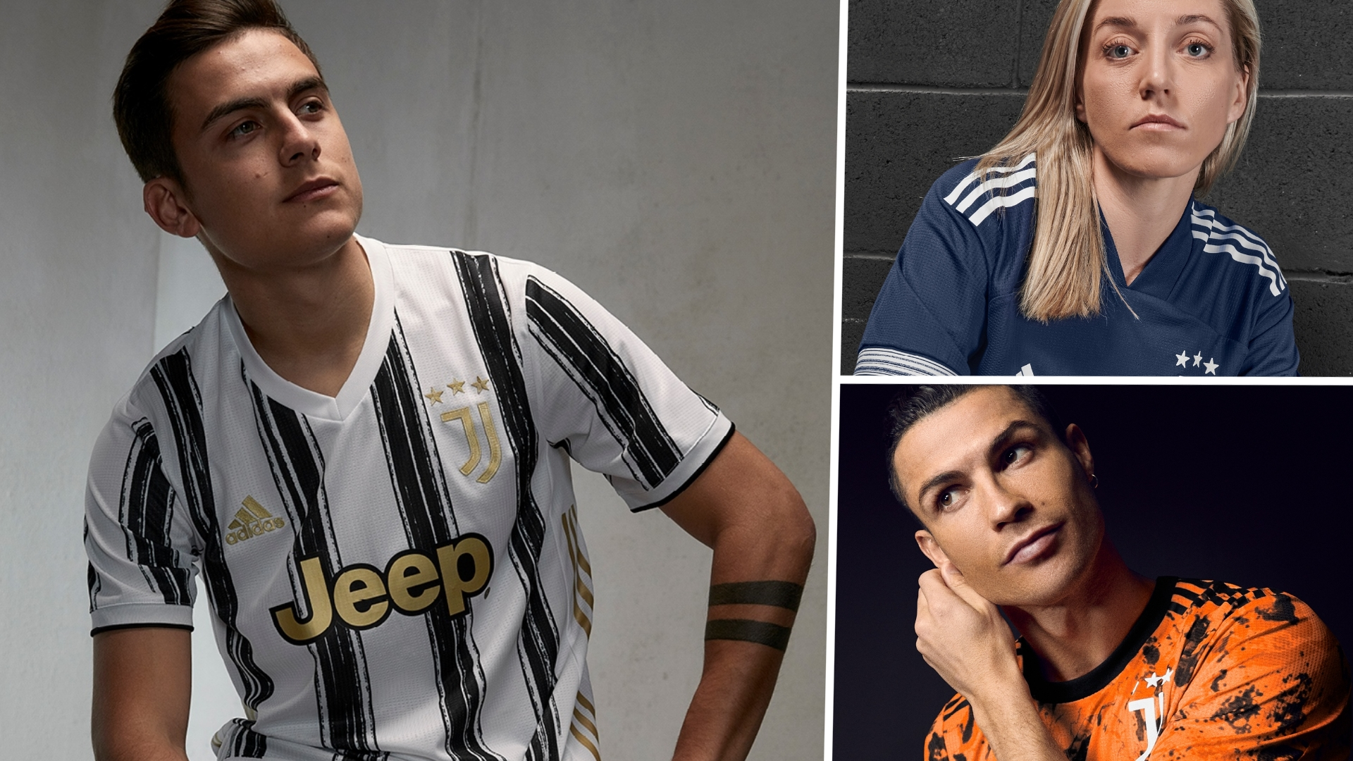 Juventus 2020 21 Kit New Home And Away Jersey Styles And Release Dates Goal Com