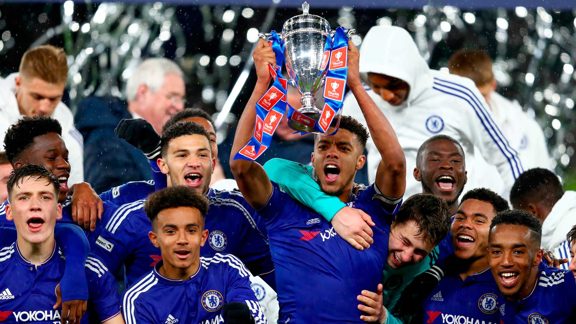 Chelsea FA Youth Cup 2015-16