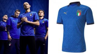 Italy Euro 2020 home kit