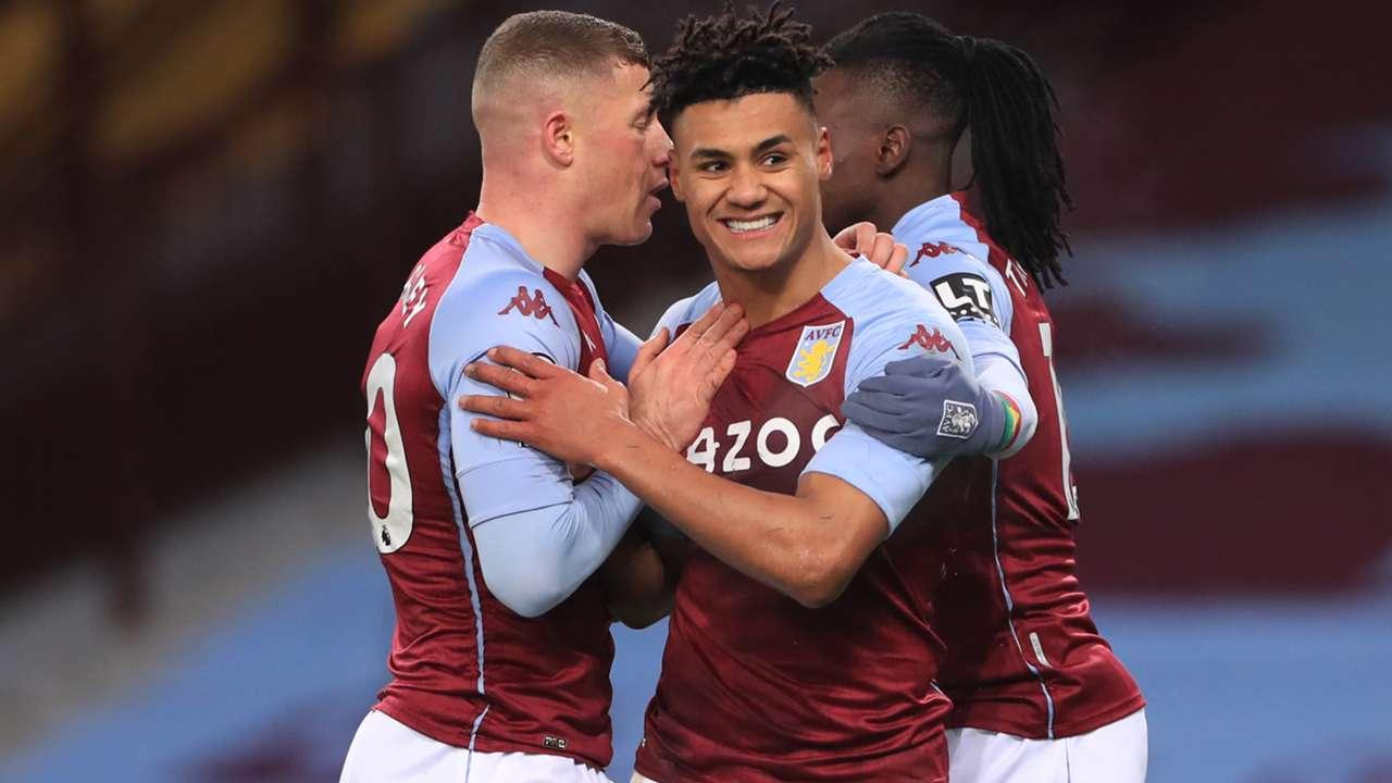 Ollie Watkins Aston Villa 2020-21