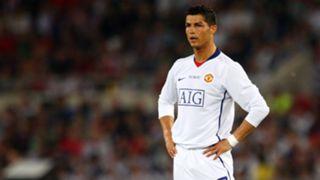 Barcellona Manchester United Cristiano Ronaldo 2009