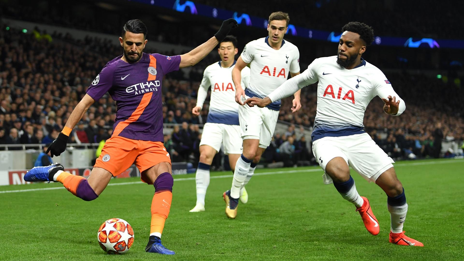 Riyad Mahrez assures Manchester City fans after Tottenham ...