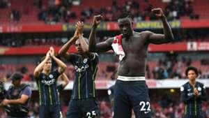 Benjamin Mendy Manchester City 2018-19