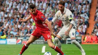 Sergio Ramos Real Madrid Bayern Munich