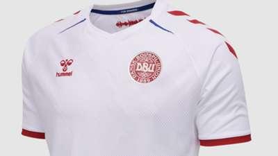 Denmark away kit Euro 2020 Hummel 2