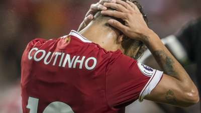 Philippe Coutinho FC Liverpool 21072017