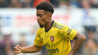 Reiss Nelson Arsenal 2019-20