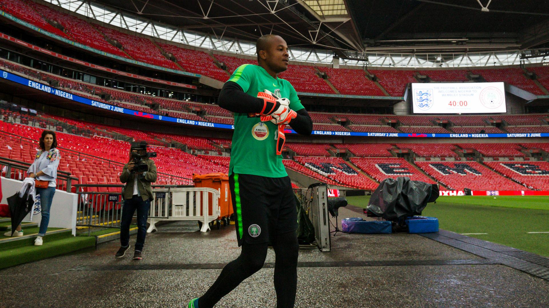 Injury rules Ezenwa out of Nigeria vs Mexico friendly