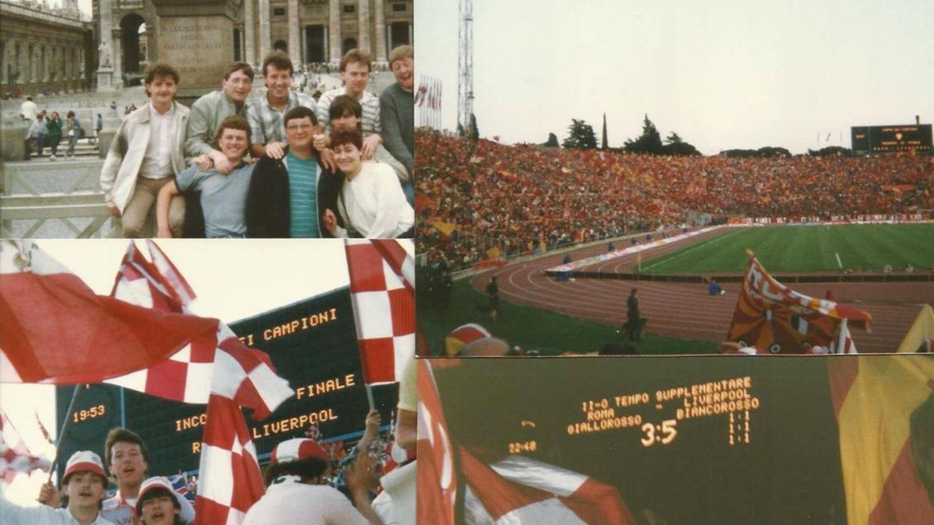 Liverpool v Roma, 1984