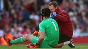 Petr Cech injury Arsenal