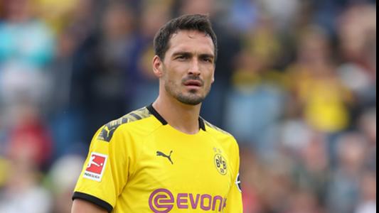 """BVB-Star Mats Hummels schwärmt von Marco Reus: """"Unheimlichen Sprung gemacht."""""""
