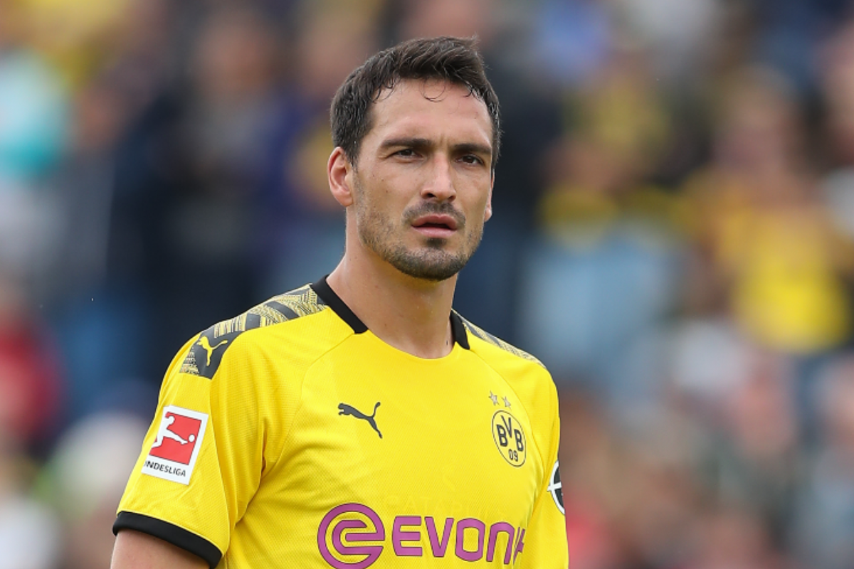 Hummels reveals what Dortmund need to do to become a 'top team' & urges  them to 'wake up' | Goal.com